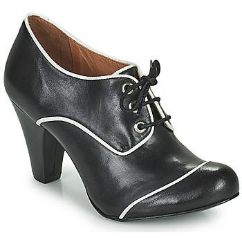 Čevlji  Ženske Nizki škornji Cristofoli GRENATAS Črna