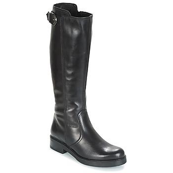 Čevlji  Ženske Mestni škornji    Samoa DOLCU Črna
