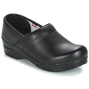 Čevlji  Moški Cokli Sanita PROF Črna