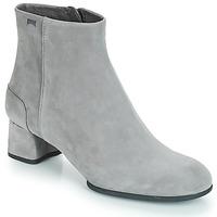 Čevlji  Ženske Gležnjarji Camper KIE0 Boots Siva