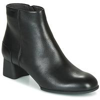 Čevlji  Ženske Gležnjarji Camper KATIE Črna