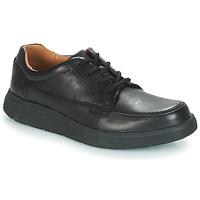 Čevlji  Moški Čevlji Derby Clarks UN ABODE EASE Črna