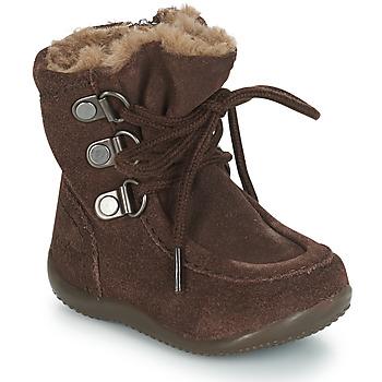 Čevlji  Otroci Mestni škornji    Kickers BAMARA Kostanjeva