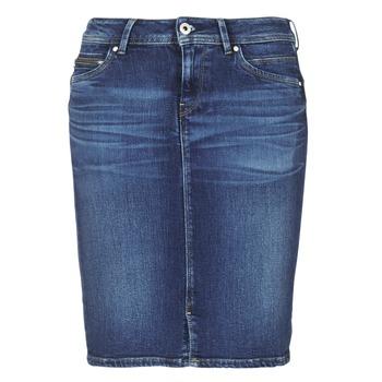 Oblačila Ženske Krila Pepe jeans TAYLOR Modra