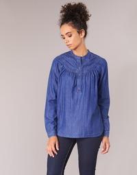 Oblačila Ženske Topi & Bluze Pepe jeans ALICIA Modra