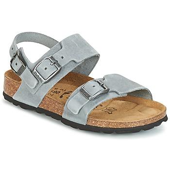 Čevlji  Dečki Sandali & Odprti čevlji Betula Original Betula Fussbett GLOBAL 2 Siva