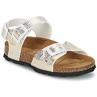Čevlji  Deklice Sandali & Odprti čevlji Betula Original Betula Fussbett JEAN Piton / Zlata