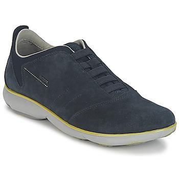 Čevlji  Moški Nizke superge Geox NEBULA B Modra
