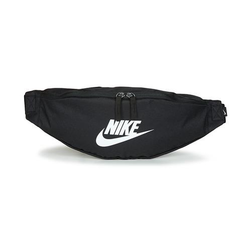 Torbice Torbice za okrog pasu Nike NIKE SPORTSWEAR HERITAGE Črna