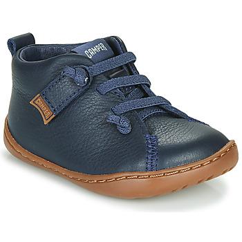 Čevlji  Dečki Nizke superge Camper PEU CAMI Modra