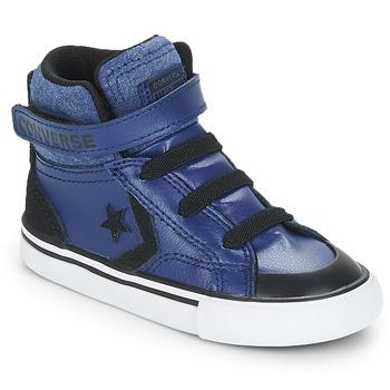 Čevlji  Dečki Visoke superge Converse PRO BLAZE STRAP HI Modra