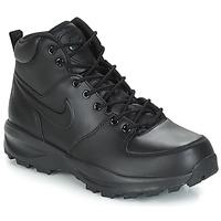 Čevlji  Moški Polškornji Nike MANOA LEATHER BOOT Črna