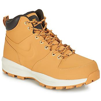 Čevlji  Moški Polškornji Nike MANOA LEATHER BOOT Kostanjeva