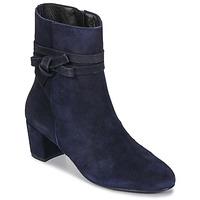 Čevlji  Ženske Gležnjarji Betty London JISABU Modra
