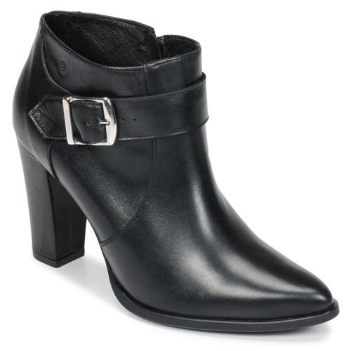 Čevlji  Ženske Nizki škornji Betty London JYKA Črna
