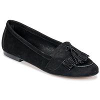 Čevlji  Ženske Mokasini Betty London JAPUTO Črna