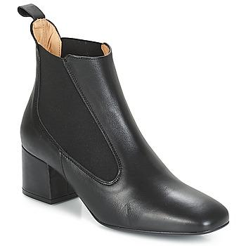 Čevlji  Ženske Gležnjarji Betty London JUSSIVA Črna
