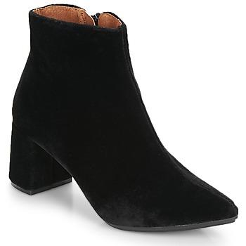 Čevlji  Ženske Gležnjarji Betty London JILOUTE Črna