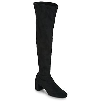 Čevlji  Ženske Visoki škornji Betty London JOUBITU Črna