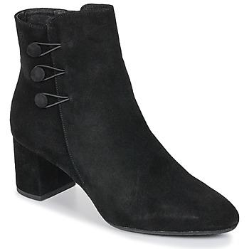 Čevlji  Ženske Gležnjarji Betty London JOYE Črna