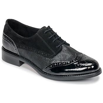 Čevlji  Ženske Čevlji Derby Betty London CODEUX Črna