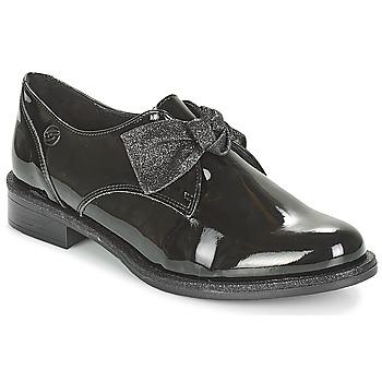 Čevlji  Ženske Čevlji Derby Betty London JOHEIN Črna