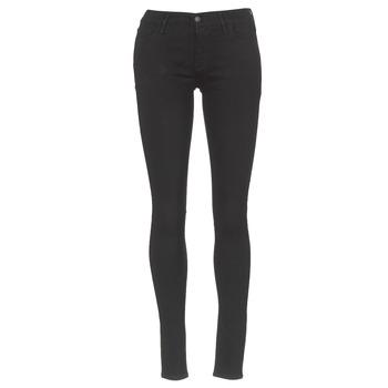 Oblačila Ženske Jeans skinny Levi's INNOVATION SUPER SKINNY Črna / Galaxy