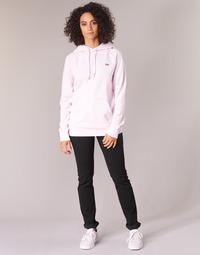 Oblačila Ženske Jeans straight Levi's 724 HIGH RISE STRAIGHT Črna