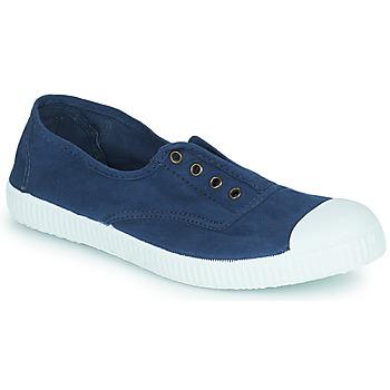 Čevlji  Ženske Nizke superge Victoria 6623 Modra