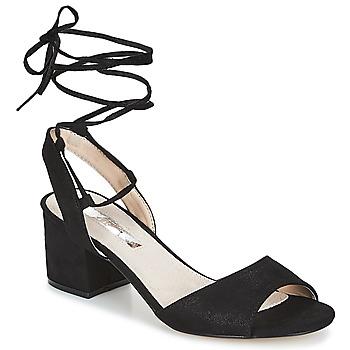 Čevlji  Ženske Sandali & Odprti čevlji Xti NADRIEV Črna