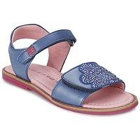 Čevlji  Deklice Sandali & Odprti čevlji Agatha Ruiz de la Prada MISS PONZA Modra
