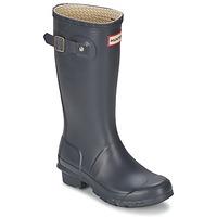 Čevlji  Otroci škornji za dež  Hunter ORIGINAL KIDS Modra