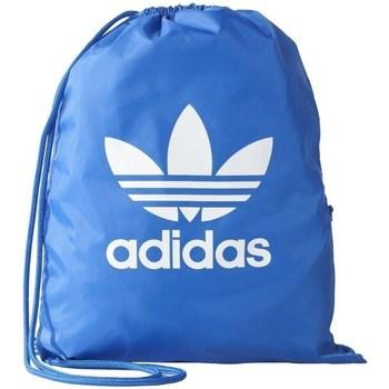 Torbice Torbe adidas Originals Gymsack Trefoil Modra