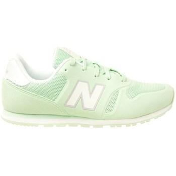 Čevlji  Otroci Nizke superge New Balance 373 Svetlo zelena