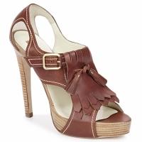 Čevlji  Ženske Sandali & Odprti čevlji Rupert Sanderson MANON Mat kožna