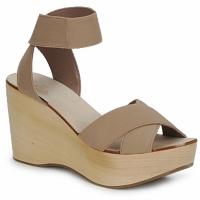 Čevlji  Ženske Sandali & Odprti čevlji Belle by Sigerson Morrison ELASTIC Nude