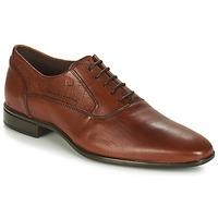 Čevlji  Moški Čevlji Richelieu Carlington JIPINO Cognac