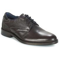 Čevlji  Moški Čevlji Derby Carlington JECINZA Siva