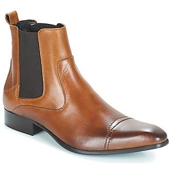 Čevlji  Moški Polškornji Carlington ERINZI Cognac