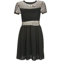 Oblačila Ženske Kratke obleke Brigitte Bardot ALBERTINE Črna