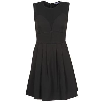 Oblačila Ženske Kratke obleke Brigitte Bardot ALEXANDRIE Črna