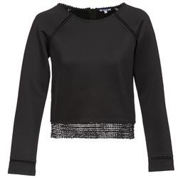Oblačila Ženske Puloverji Brigitte Bardot AMELIE Črna
