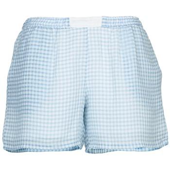 Oblačila Ženske Kratke hlače & Bermuda Brigitte Bardot ANGELIQUE Modra / Bela