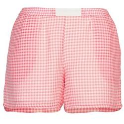 Oblačila Ženske Kratke hlače & Bermuda Brigitte Bardot ANNE Rdeča / Bela