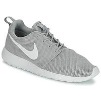 Čevlji  Moški Nizke superge Nike ROSHE ONE Siva / Bela