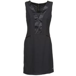 Oblačila Ženske Kratke obleke La City CLAUDIA Czarny