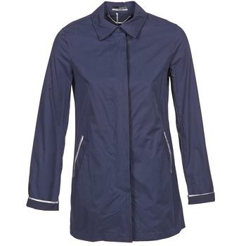 Oblačila Ženske Trenči La City FELICIANA Modra