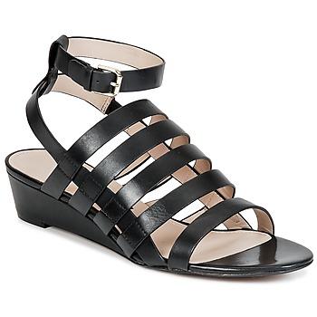 Čevlji  Ženske Sandali & Odprti čevlji French Connection WINONA Črna