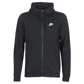 Oblačila Moški Puloverji Nike HOODIE SPORT Črna