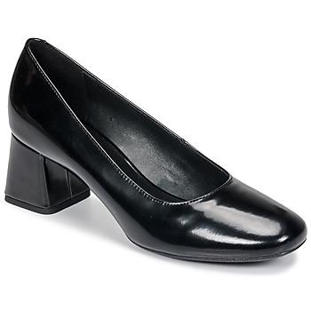 Čevlji  Ženske Salonarji Geox D SEYLISE MID Črna